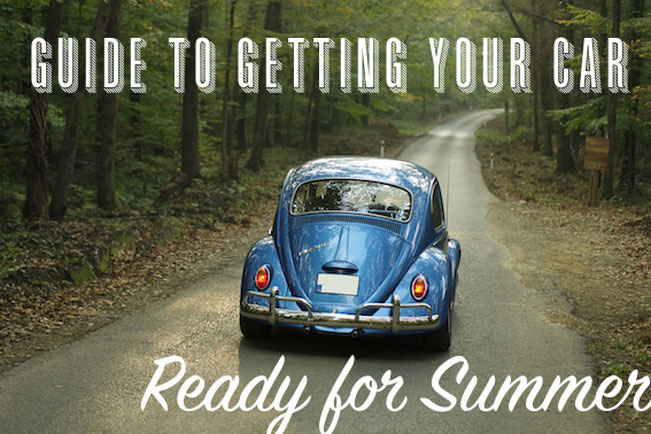 Getting your classic car ready for summer