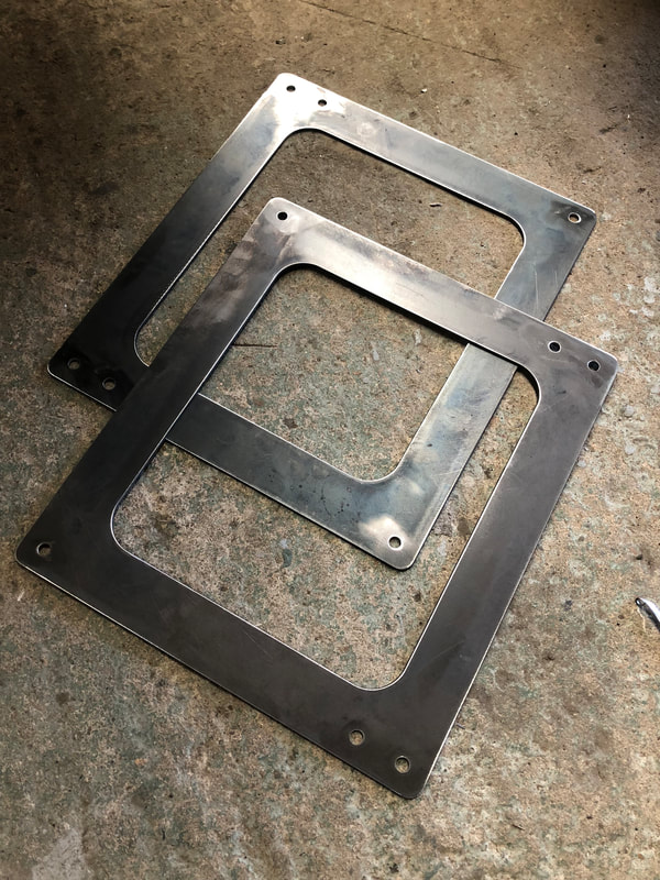 VW MK2 Golf Custom Seat Bases