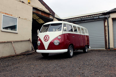 VW T2 Split Screen Floor Replacement
